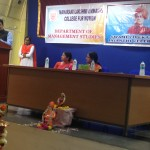 Vivekananda Jayanthi 2016 - Report of Inter-collegiate competitions