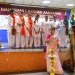 Vivekananda Jayanti - 2015 : Inter Collegiate Competitions in MLACW