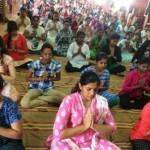 Workshop in Vidya Vardhaka Sangha, Basaveshwaranagar