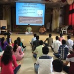 Workshop in MES Institute of Mangament, Rajajinagar