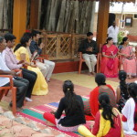 Life Skills Workshop in HRIHE, Hassan