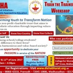 Train the Trainer Workshop on 10th and 11th June 2017
