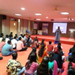 Orientation Programme in Adarsh Institute of Management, Bangalore