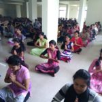 Personal and Professional Excellence Programme in SDM Ayurveda College, Bangalore