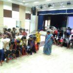 Orientation Programme in Sheshadripuram Commerce College, Magadi Road