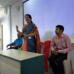 """Inculcating and retaining Indian culture and values among Youth"" - Workshops in Seshadripuram Main College"