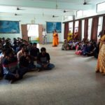 2 workshops in Malnad College of Engineering, Hassan