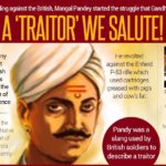 Mangal Pandey - First Spark of Indian Independence