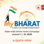 Disha Bharat - #MyBharat Campaign